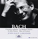 St Matthew Passion / Mass B Min / St John Passion / Christmas Oratorio