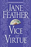 Jane Feather: Vice And Virtue (0517229498) by Jane Feather
