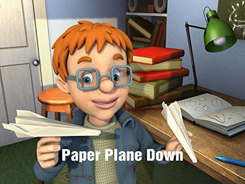 paper-plane-down