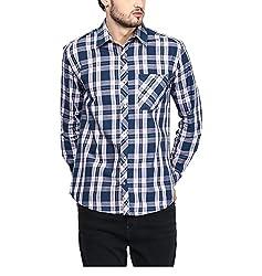 Yepme Men's Multi-Coloured Cotton Shirts - YPMSHRT1142_44
