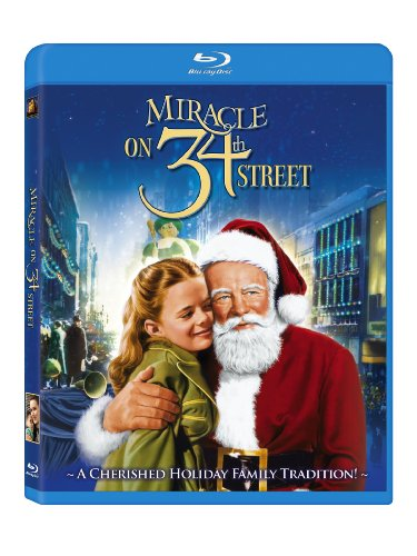 Miracle on 34th Street / Чудо на 34-ой улице (1947)