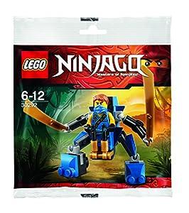 LEGO Ninjago: Jay Nano Mech Set 30292 (Bagged)