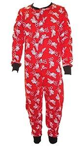 Liverpool Football Club Onesie Pyjamas 9-10 Years