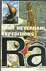 Expéditions Râ par Heyerdahl