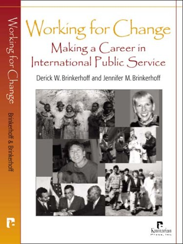 Working for Change: Making a Career in International...