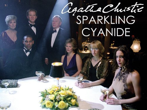 Image result for the sparkling cyanide cover