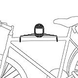 Relaxdays Porte-vélo