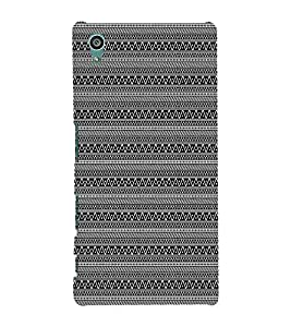 Black Janda Tribal Indian Cute Fashion 3D Hard Polycarbonate Designer Back Case Cover for Sony Xperia Z5 :: Sony Xperia Z5 Dual
