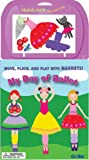 My Day of Ballet (Magnix Imagination Activity Books)