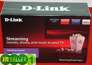 D-Link MovieNite Streaming Media Player