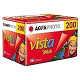AGFAPHOTO 200 Vista plus 36枚撮り カラー135mmフイルム