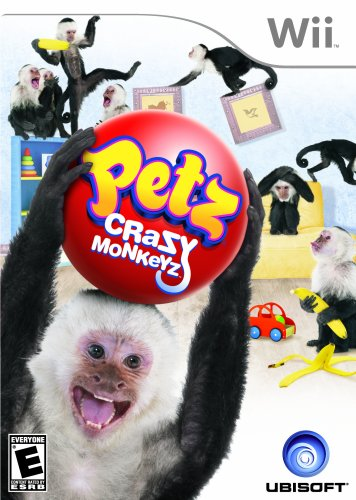 Petz Crazy Monkeys