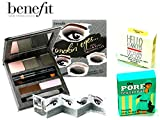 Benefit Cosmetics Smokin' Eyes Sexy Eye & Brow Makeover Kit + Free Benefit Hello Flawless 3.0ml & Benefit Porefessional 3.0ml worth (£12)