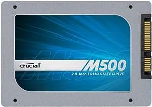 Crucial CT120M500SSD1 120GB M500 SATA 6Gb/s 2.5 Inch Internal Solid State Drive