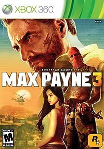 Max Payne 3 - Xbox 360 Standard Edition