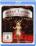 Helene Fischer - Live/Zum ersten Mal mit Band und Orchester [Blu-ray]