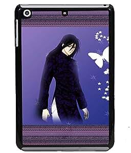 Printvisa 2D Printed Girly Designer back case cover for Apple I Pad Mini 2 - D4150