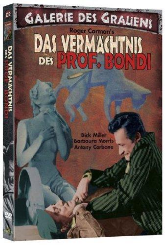 Das Vermächtnis des Prof. Bondi - Galerie des Grauens 2 [Limited Edition]