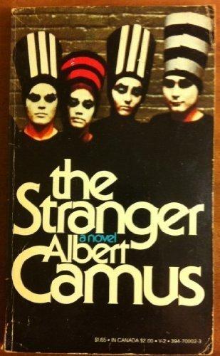 The Stranger V2, Albert Camus