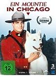 Ein Mountie in Chicago - Staffel 1.1 (3 Disc Set)