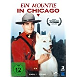 "Ein Mountie in Chicago - Staffel 1.1 (3 Disc Set)von ""Paul Gross"""