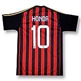 レプリカサッカー/フットサルシャツ●ACミラン 本田圭佑 10番 ホーム半袖●T1414
