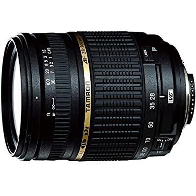 Tamron AF 28-300mm f/3.5-6.3 XR Di LD VC (Vibration Compensation) Aspherical (IF) Macro Zoom Lens