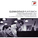 Glenn Gould Collection Vol.6 - Glenn Gould plays Bach: Klavierkonzerte 1-5 & 7 BWV 1052-1056 & BWV 1058