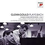 Glenn Gould Collection Vol.6 - Glenn Gould plays Bach: Klavierkonzerte 1-5 & 7 BWV 1052-1056 & BWV 1058