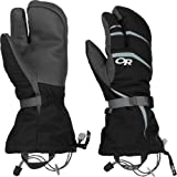 Outdoor Research Mens Highcamp 3-Finger Gloves by Outdoor Research