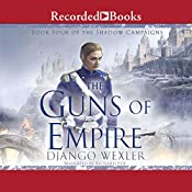 The Guns of Empire   Django Wexler