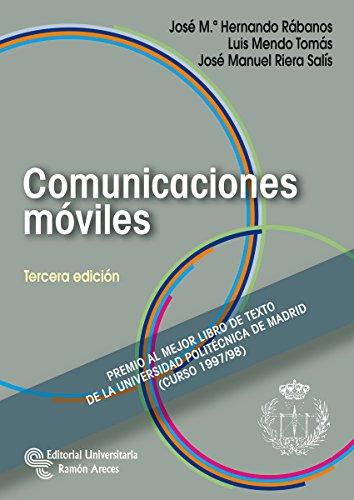 COMUNICACIONES MOVILES  descarga pdf epub mobi fb2