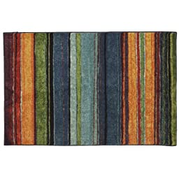 Mohawk Home New Wave Rainbow Printed Rug, 2\'6x3\'10, Multi