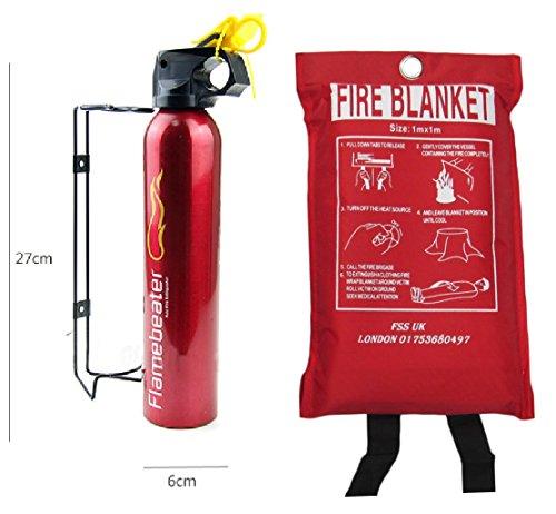 premier-offre-sur-tf-uk-de-qualite-600-g-poudre-abc-extincteur-1-m-x-1-m-fire-couverture-ideal-pour-