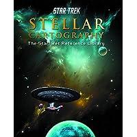Larry Nemecek's Star Trek Stellar Cartography: The Starfleet Reference Library Hardback Book