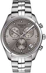Tissot Men's 'PR 100' Quartz Stainless Steel Casual Watch (Model: T1014171107100)