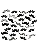 "Mustache ""Stache Bash"" Party Confetti- 2 oz."