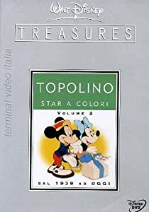 Amazon.com: topolino star a colori 2 dvd box set dvd Italian Import