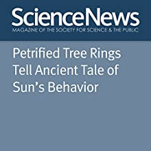 Petrified Tree Rings Tell Ancient Tale of Sun's Behavior Other Auteur(s) : Thomas Sumner Narrateur(s) : Jamie Renell