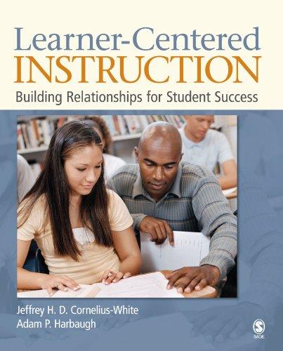 Learner-Centered Instruction: Building Relationships for...