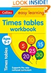 Times Tables Workbook Ages 5-7: New E...