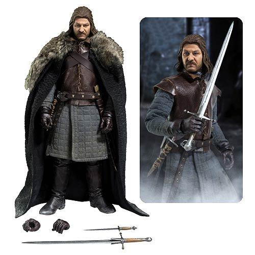 Eddard Stark (ThreeZero)