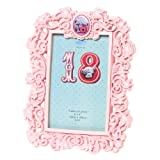 Me to You 18th Birthday Photo Frame Tatty Teddy, Pink