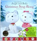 Hallmark Christmas XKT1288 Jingle and Bell's Sing-A-Long Interactive Book