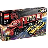 ���S �X�s�[�h�E���[�T�[ �N�����`���[�E�u���b�N&���[�T�[X 8160���S (LEGO)�ɂ��