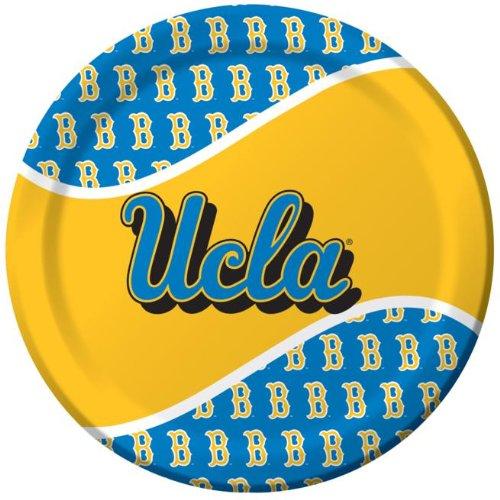 "UCLA 9"" Dinner Plates- 8ct"