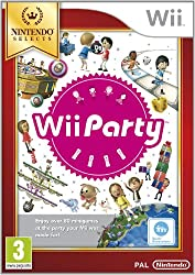 Wii Party (Solus) (Selects) /Wii