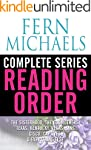 FERN MICHAELS COMPLETE SERIES READING...