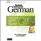Instant Immersion: German | [Laura Wideburg]