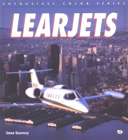 Learjets (Enthusiast Color Series) front-502944